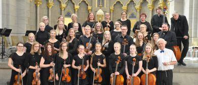 Orchesterkonzert mit finnischem Kammerorchester