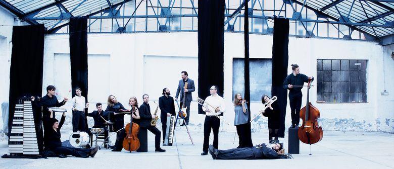 Jazzfestival Saalfelden: STUDIO DAN & ANTHONY COLEMAN