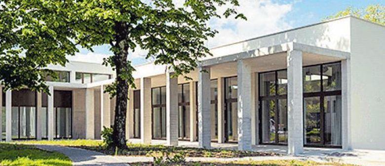 Eröffnung des evanglischen Gemeindezentrums