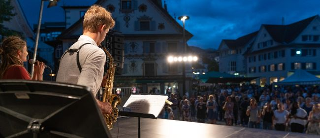 Jazzseminar NIGHT am Marktplatz