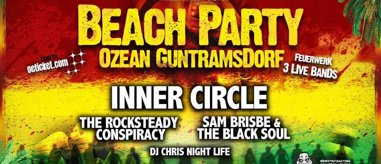 25 Jahre Beach Party - 25 Jahre spenden
