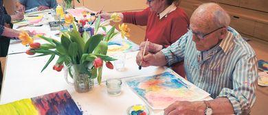 Senioren gemeinsam aktiv