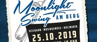 Moonlight-Swing am Berg