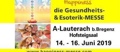 Esoterik- und Gesundheitsmesse Vorarlberg