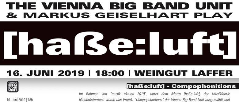 Vienna Big Band Unit plays [haße:luft]