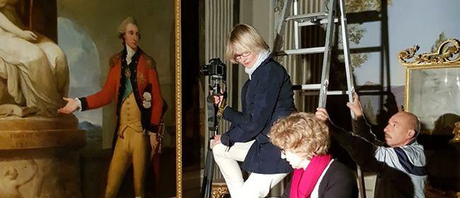 Führung: Mit den Augen einer Malerin …