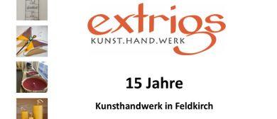 Extrigs 15 Jahre KunstHandWerk