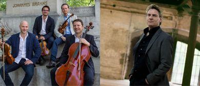 7. Sommerkonzert Honeck-Quartett mit Paul A. Edelmann