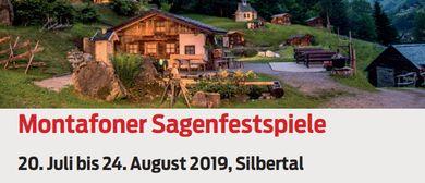 """Montafoner Sagenfestspiele: """"Peppino der Alpenmagier"""""""