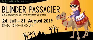 Blinder Passagier 2019