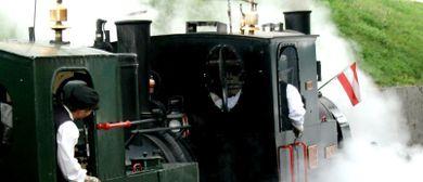 Dampflokfahrt zur Rheinmündung