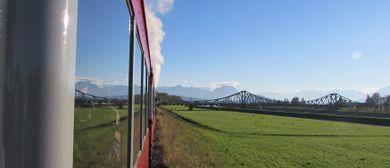 Fahrten zum Rhy-Schopf in Widnau