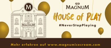 Magnum House of Play am 2. & 3. Juli 2019 im Palmenhaus/Wien