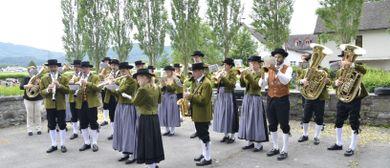 Platzkonzert Musikverein Harmonie Meiningen