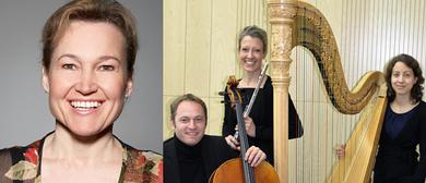 Konzert am Mittag: Birgit Plankel und das Trio Concertante