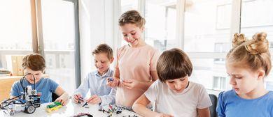 RoboManiac MINT-Robotik-Feriencamp für 7-10-Jährige