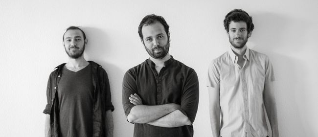 "Ehud Ettun Trio - ""Deep in the Mountians"