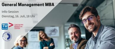 Info-Session General Management MBA