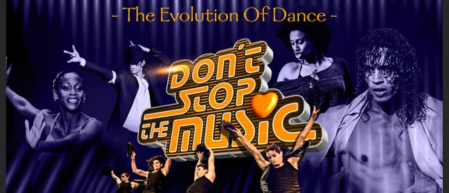 Don´t Stop The Music // »The Evolution of Dance« // Götzis
