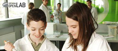 Summer Science Camp JUNIOR im Vienna Open Lab