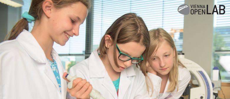 Summer Science Camp FORTGESCHRITTENE im Vienna Open Lab