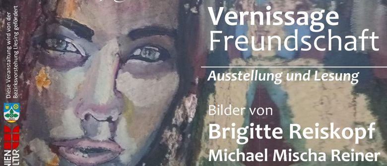 GenussSpiegel präsentiert: Eröffnung Vernissage Freundschaft