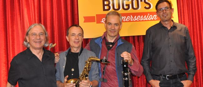 """bugo's Sommersession mit Wolfgang W. Lindner's """"Vibes and Pi"""