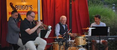 bugo's Sommersession mit round about Jazz