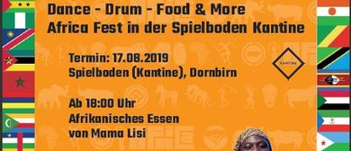 TIA - This is Africa - Africa Fest in Dornbirn