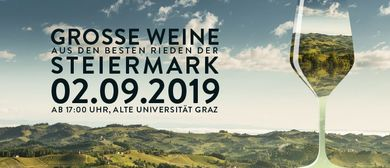 Große Weine aus den besten Rieden der Steiermark