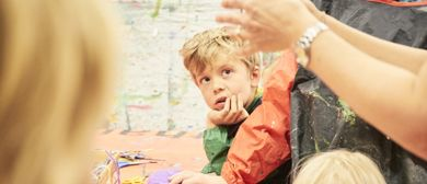 Kinderkunst Spezial - Lehmwerkstatt mit Ulli Knall