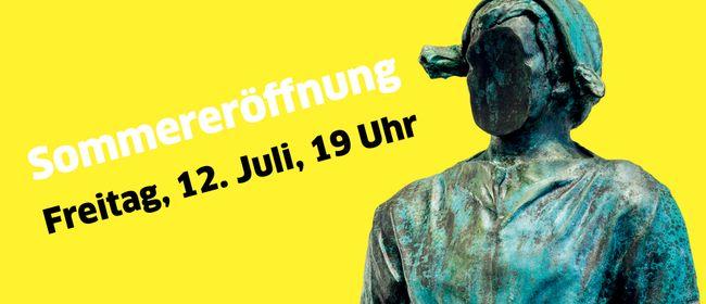 Sommereröffnung »Thomas Schütte«