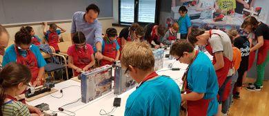 Kinder Business Week Wien