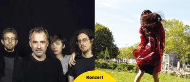 Open Air Konzert »B. Fleischmann & Band«, »Pollyester«