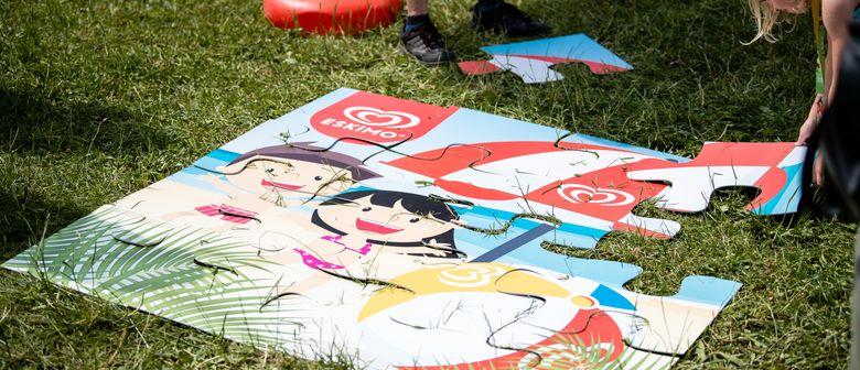 Die ESKIMO Spaß-Tour kommt ins Strandbad Saag am Wörthersee!