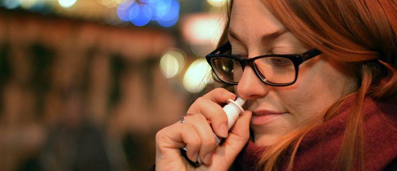 Sinusitis und andere durch Kälte hervorgerufene Entzündungen