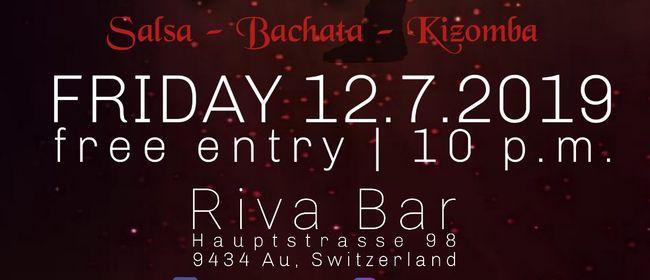 Dance Mania in Au (CH) Salsa Bachata Kizomba