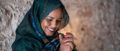 Aziza Brahim (Westsahara)