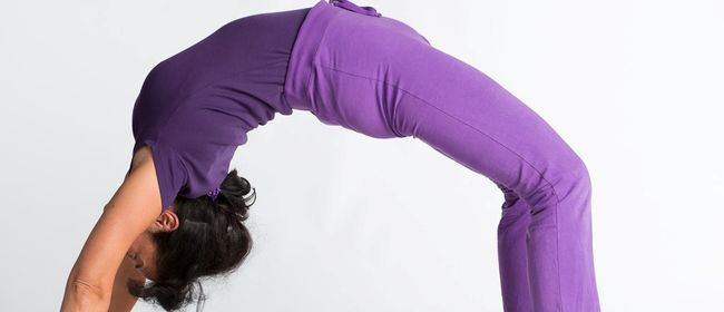 Yogakurs für Leichtfortgeschrittene und Fortgeschrittene
