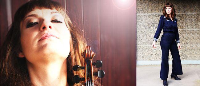 Claudia Schwab Quartett feat. Hannah James (Irland, Ö)
