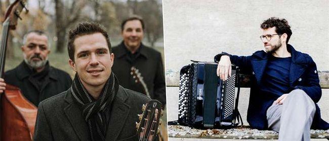 Diknu Schneeberger Trio feat. Christian Bakanic (Österreich)