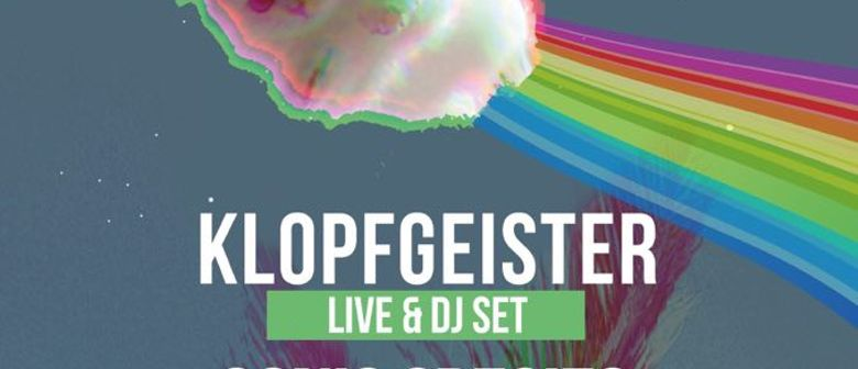 COSMIC - Poolparty mit Klopfgeister & Sonic Species
