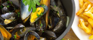 Moules-Frites in Flatschers-bistrot