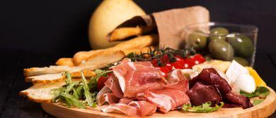 Steakmenü für zwei im Huth da Moritz