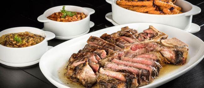 Whisky Dry-Aged Steak im beef & glory
