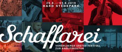 SCHAFFAREI Festival zur Arbeitskultur