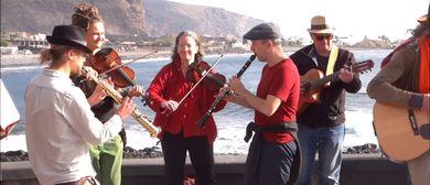 La Gomera Street Band live am Schlossplatz