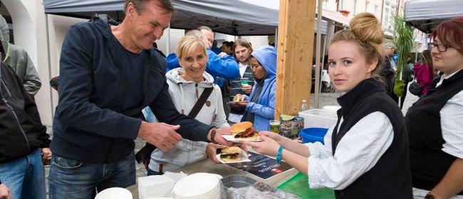 Street Food Festival in Bludenz
