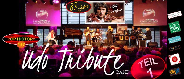 Udo Tribute Band - Best of Udo Jürgens - Teil 1