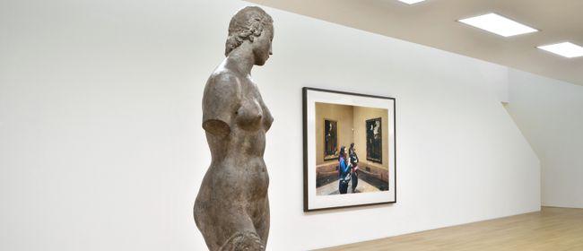 Composition '19. Thomas Struth in der Hilti Art Foundation